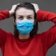 stress en klachten door volgen van coronamaatregelen